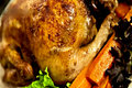 How To Make Stuffed Chicken Morgh E Shekam Por (chicken)