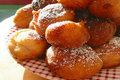 Sufganiyot Ricotta Doughnut Holes