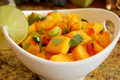 How To Make Summer Fresh Peach Salsa