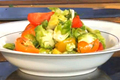Cherry Tomato Summer Salad