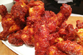 Chicken Wings Spicy and Sweet Recipe Video