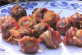 How To Make Sweet 'n' Spicy Moink Balls And Bacon Wrapped Corn