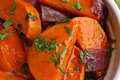 How To Make Sweet Potato Glazed With Maple Syrup