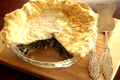 Baked Swiss Chard And Leek Pie 
