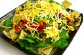 How To Make Taco Salad With Cheese & Cilantro