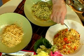 How To Make Italian Tagliolini Alla Frantoiana