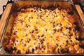 Tater Tot Taco Casserole 
