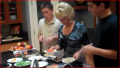 Making Snacks with Twin Teens - Healthy Snack Ideas