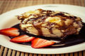 Tempura Fried Ice Cream