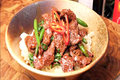Thai Beef and Basil Stirfry - Thai Cooking