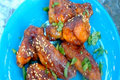 How To Make Thai Garlic Chili Wings And Red Shoe Martinis