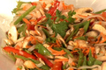 How To Make Thai Style Noodle And Vegetable Salad