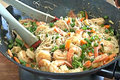 Thai Peanut Shrimp Rice Noodles