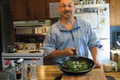 How To Make Sauteed Leeks and Fiddleheads