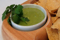 Lynn's Tomatillo Salsa