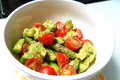 How To Make Healthy Tomato And Avocado Salad