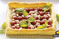 How To Make Tomato Basil And Goat Cheese Tart
