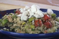 How To Make Mediterranean Quinoa With Tabbouleh
