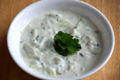 How To Make Traditional Cucumber Raita