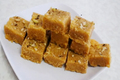 How To Make Mohanthal - Besan Burfi - Gram Flour Fudge