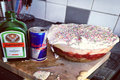 How To Make Jager Bomb Trifle