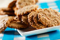 How To Make Triple Oat Cookies