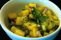 How To Make Best Fruit Now - Tropical Fruit Salsa