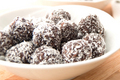 Coconut Carob And Dates Truffle Recipe Video