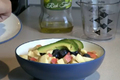 How To Make Tuna And Fruit Cup