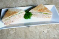 How To Make Tuna Danish Slim Sandwich