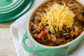 Turkey Chili - Easy One Pot Weeknight Meal