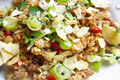 How To Make Left Over Turkey Fried Rice