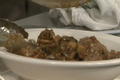Healthy Turkey Meatballs In Mushroom Gravy