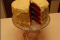 Sensationally Sweet Valentine's Day Red Velvet Cake