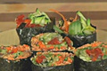 How To Make Vegan Nori Rolls