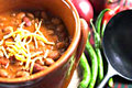 How To Make Vegetarian Bean Chili