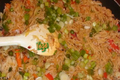 How To Make Easy Vegetable Fried Rice