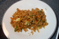 Indo Chinese Veg Fried Rice