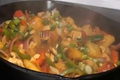 How To Make Classic Vegetable Sizzler