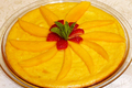 How To Make Vegetarian Mango Cheesecake