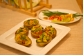 How To Make Potato Skins With Avocado Filling And Garlic Mashed Potato