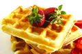 How To Make Easy Waffles
