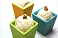 Korean Food: Homemade Walnut Ice Cream ( )