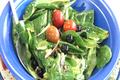 Spinach, Blueberry & Walnut Salad