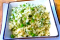 How To Make Warm Spring Pea And Stellette Pasta Salad