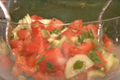How To Make Watermelon Tomato Cucumber Salad