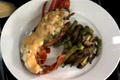 How To Make Christmas Special Lobster Stuffed With Crab Cakes
