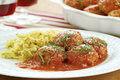 Wegmans Spicy Chicken Meatballs & Sauce