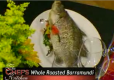 How To Make Whole Roasted Stuffed Barramundi