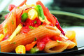 Whole Wheat Pasta in Tomato Sauce (Low Calorie) by Tarla Dalal